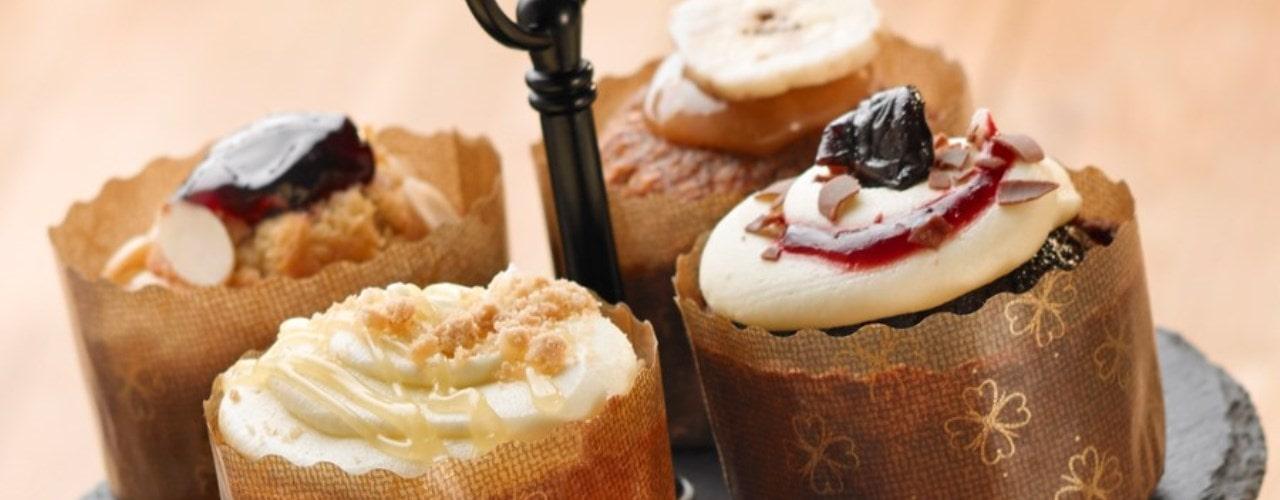 Artisan Mini Cakes