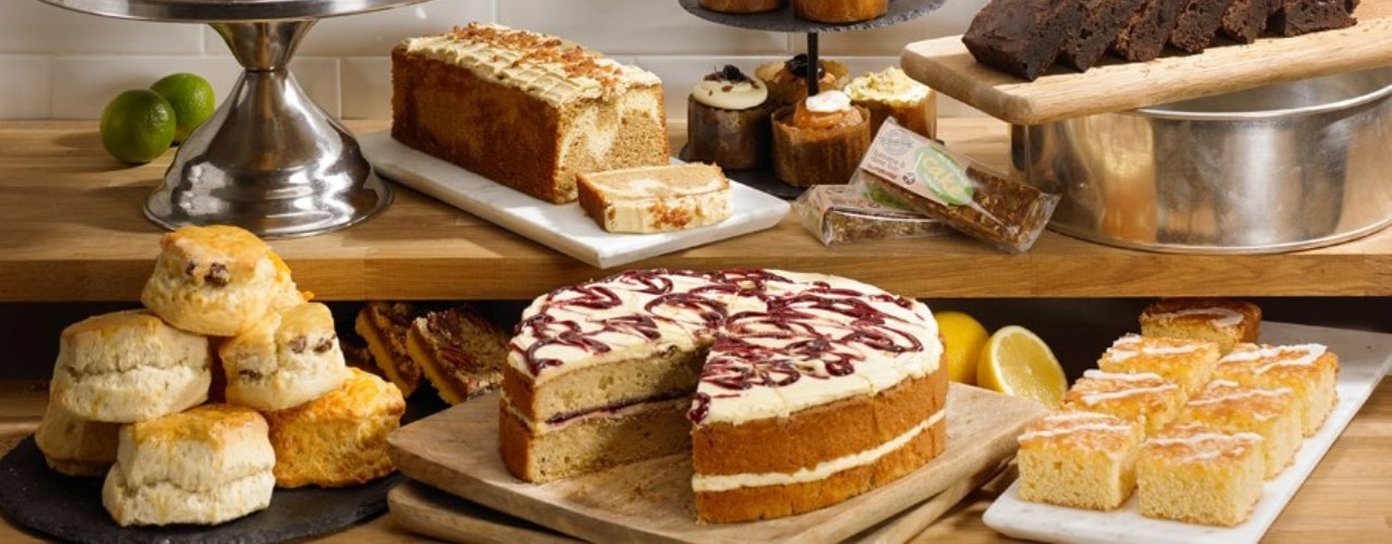 Cakes for Bank Holiday